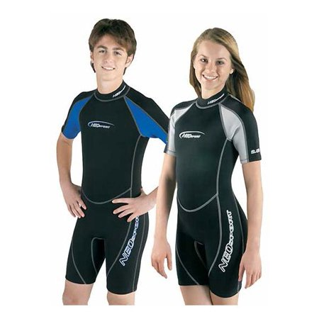 Henderson Neoprene Wetsuit - Neosport Junior 2.5mm Shorty Wetsuit
