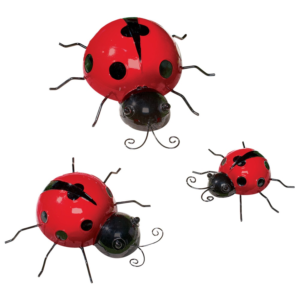 EC Insects//Garden 10 Ladybird// Lady Bug Die Cuts Any Colour//Card