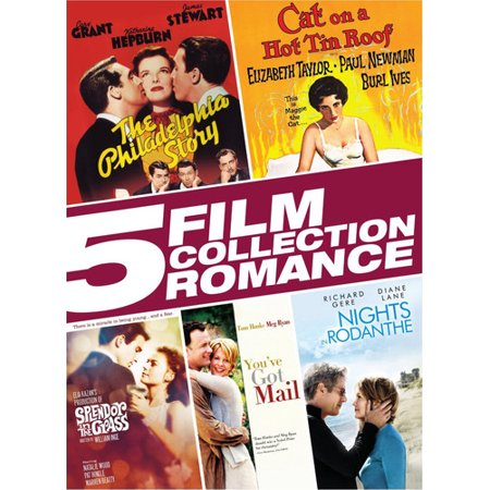 5 Film Collection: Romance (DVD)](Halloween Films Rated U)