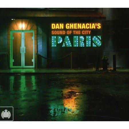 Ministry Of Sound   Dan Ghenacias Sound Of The City Paris  Cd