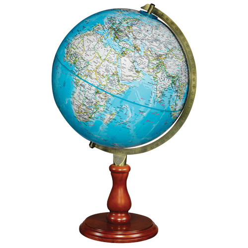 Replogle Globes National Geographic Hudson Globe