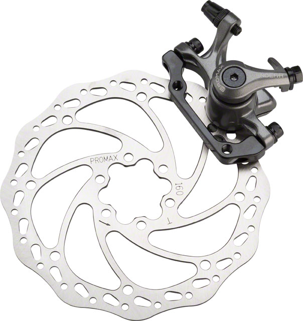 Promax Render R Dsk 717 R Mechanical Road Disc Brake With 160mm