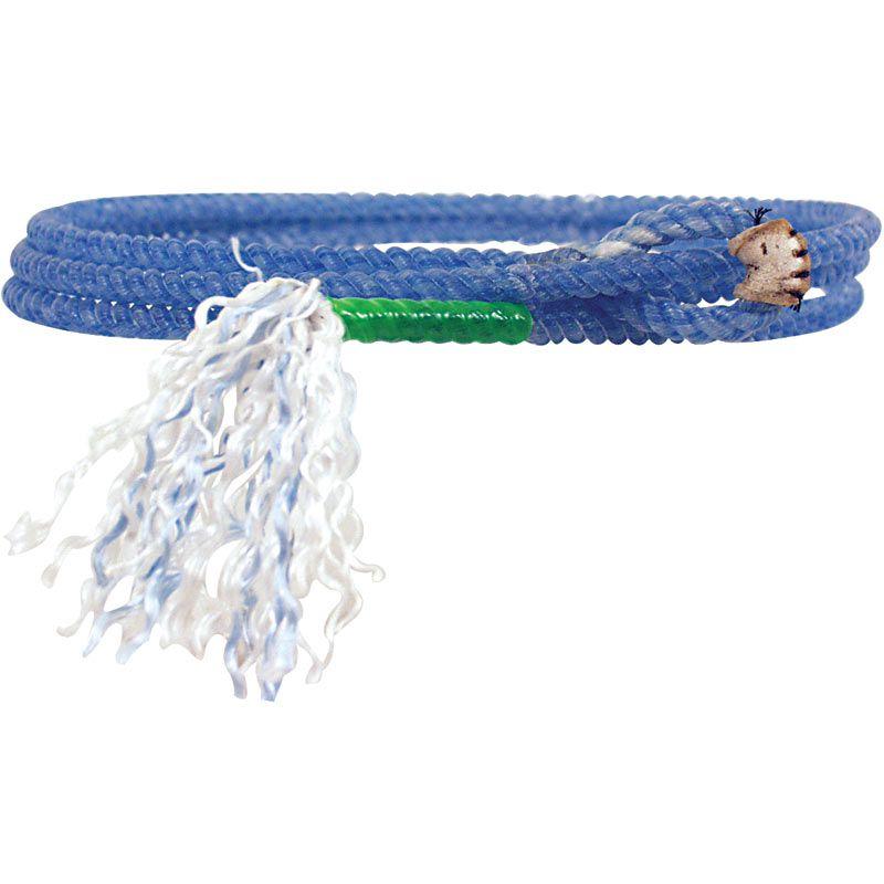 NRS 6 1//2 Blue Gunslinger Piggin String 1//4 S