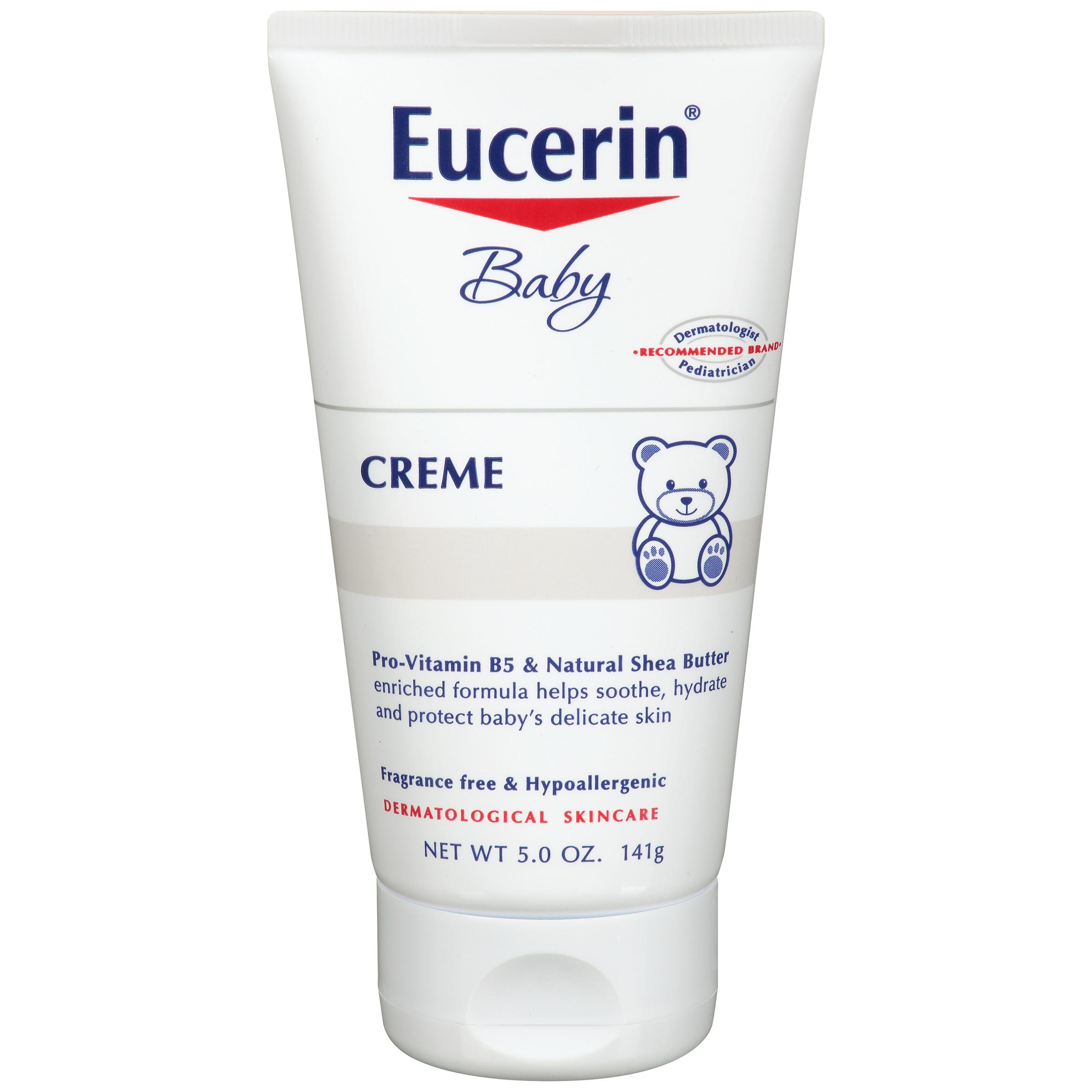 Eucerin Baby Creme 5 oz.