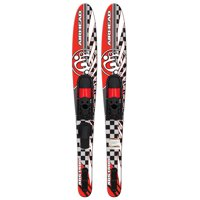 Wide Body Combo Water Skis, 65""