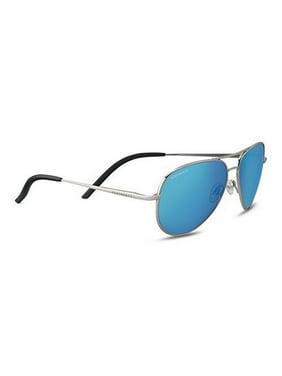606d74190d98 Product Image Serengeti 8553 Sunglasses Eyewear Carrara Small Shiny Silver  PZG 555nm Blue 8553