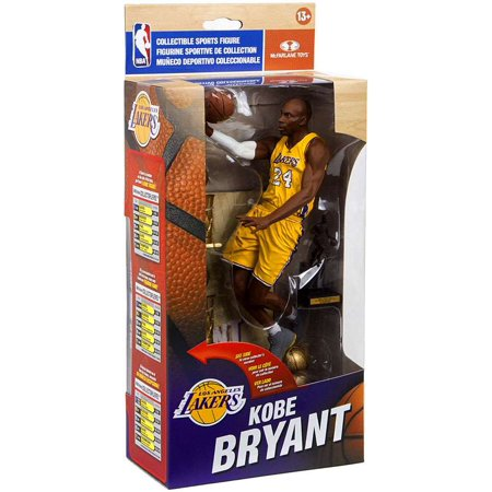 McFarlane NBA Sports Picks Exclusive Kobe Bryant Action Figure Collector Set