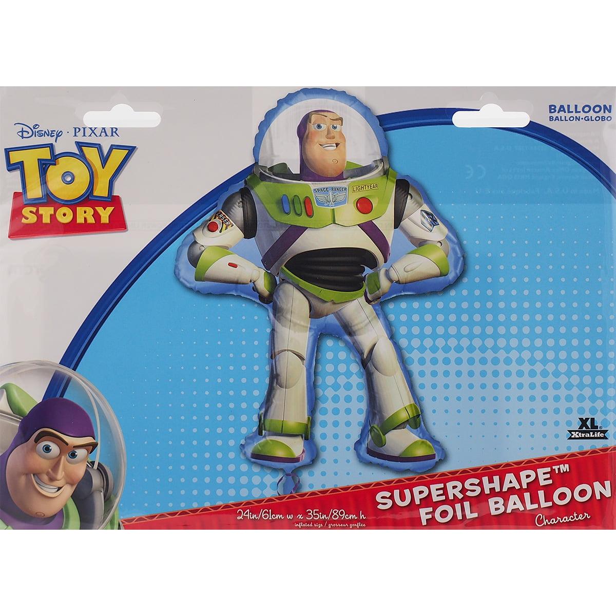 Toy story 4 Buzz Lightyear Airwalker Parti Géant Foil Balloon