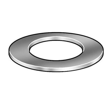 4PAR9 Silicone Washer, #12, 0.562 OD, Pk 50 (1 2 Silicone Washer)