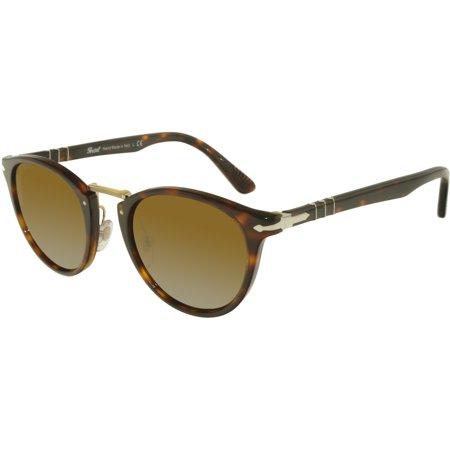 PERSOL Sunglasses PO3108S 24/33 Havana 49MM