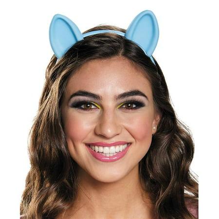 Morris Costumes DG85525 Rainbow Dash Adult Headband Ears Costume