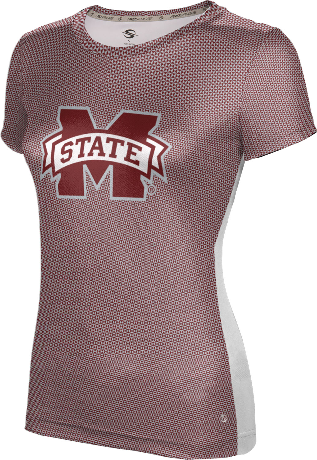 ProSphere Girls' Mississippi State University Embrace Tech Tee