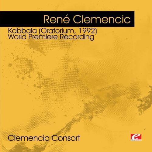 Rent Clemencic - Clemencic: Kabbala Oratorium 1992 [CD]