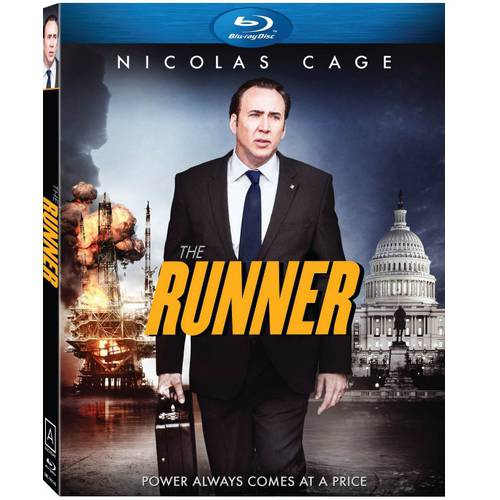The Runner (Blu-ray) (With INSTAWATCH) (Widescreen)
