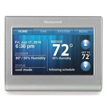 RTH9580WF Wi-Fi Smart Thermostat by Honeywell