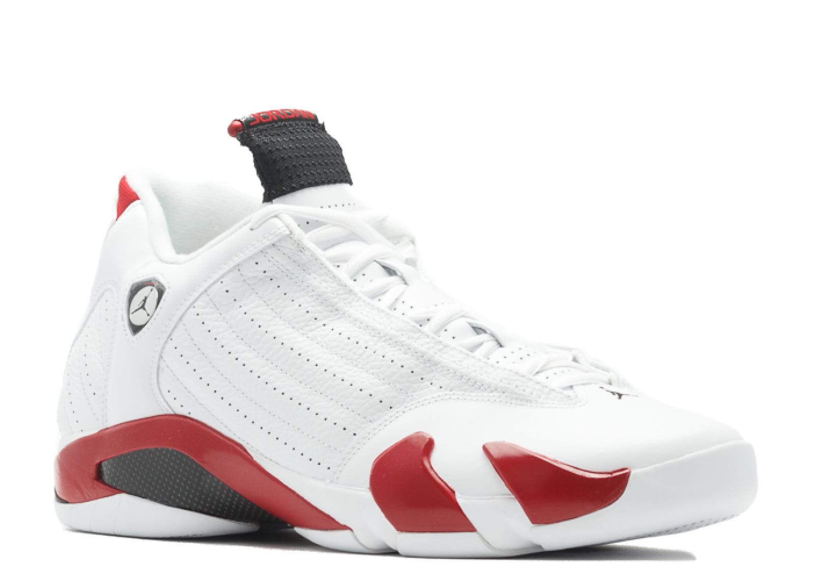 beb5ecf99bd Air Jordan - Men - Air Jordan 14 Retro 'Candy Cane' - 487471-101 - Size 11