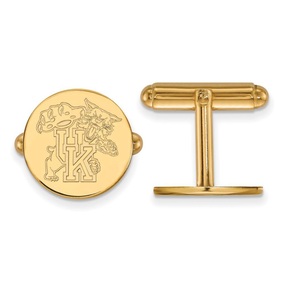 Kentucky Cuff Links (Gold Plated)