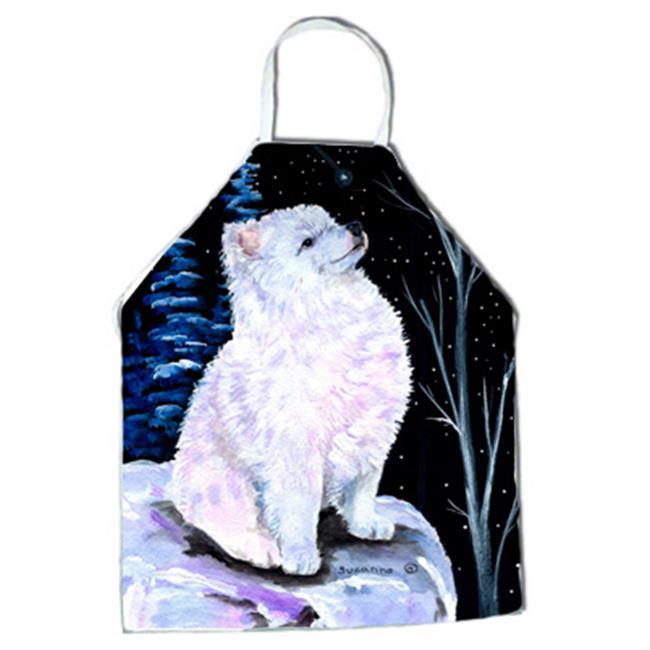 Starry Night American Eskimo Apron - 27 x 31 in. - image 1 of 1