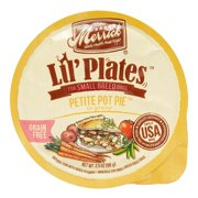 Merrick Lil' Plates Grain-Free Small Breed Petite Pot Pie Wet Dog Food, 3.5 oz (Case of 12)