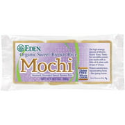 Eden Sweet Brown Rice Mochi, Organic, 10.5 Ounce (Pack of 5)