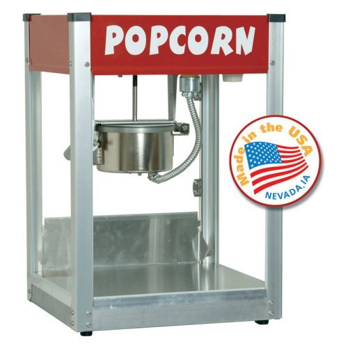Paragon International Thrifty Pop 4 oz. Popcorn Machine