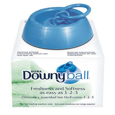 Downy Ball Automatic Dosing Dispenser 1.0 ea(pack of 4) Downy Fabric Softener Ball