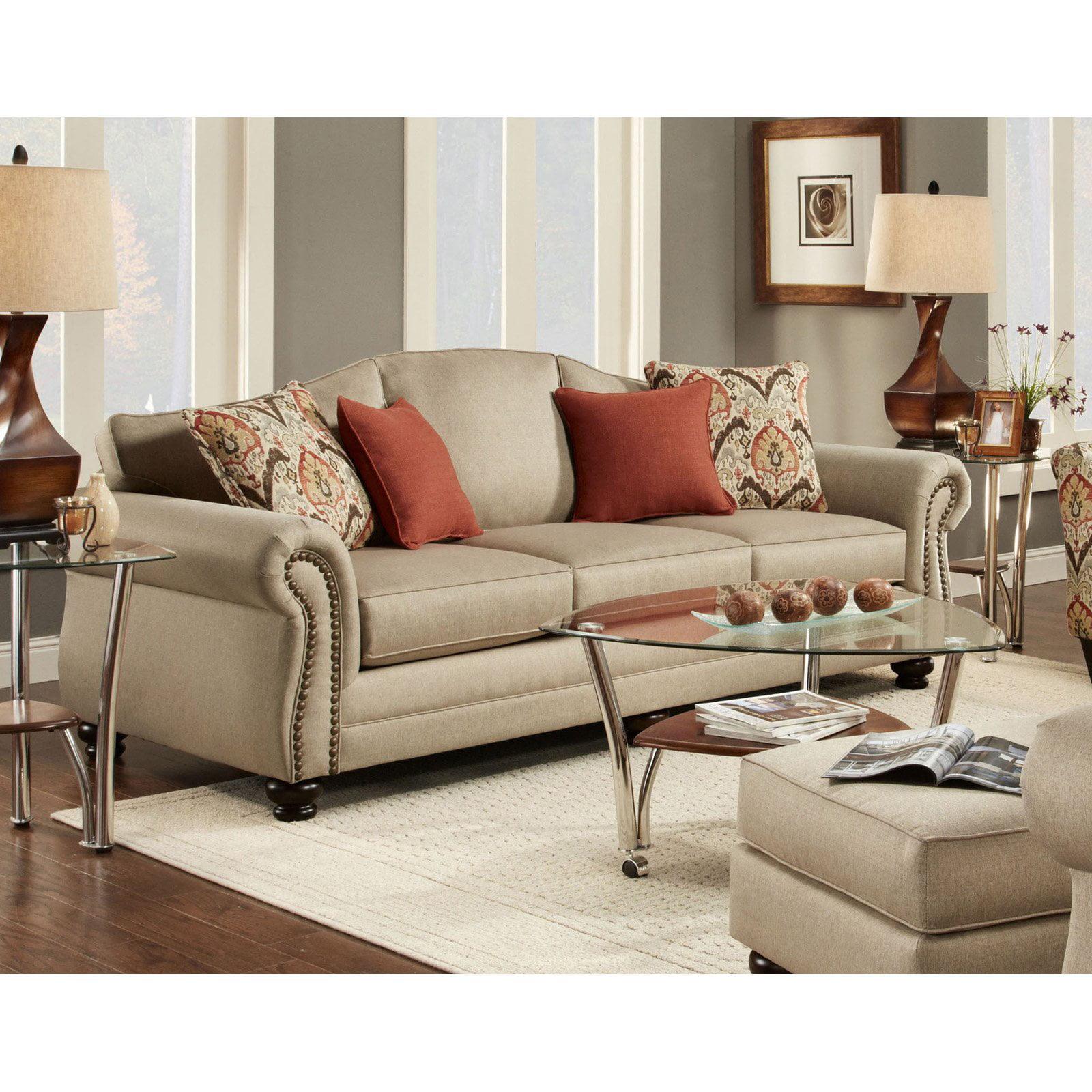 Chelsea Home Furniture Brindisi Sofa Walmart Com