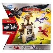 How to Train Your Dragon Ionix Berk Watchtower Set