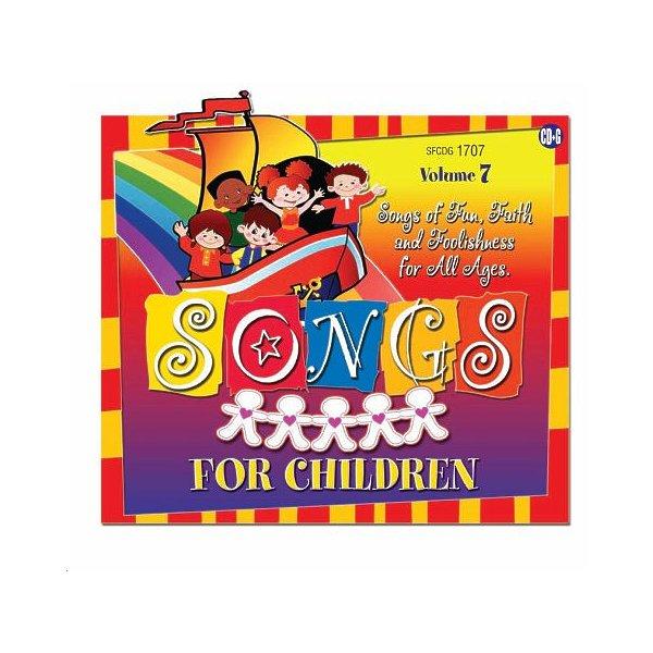 Pocket Songs Karaoke: Songs for Children, Vol. 7