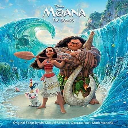 Moana: The Songs Soundtrack - The Halloween Tree Soundtrack