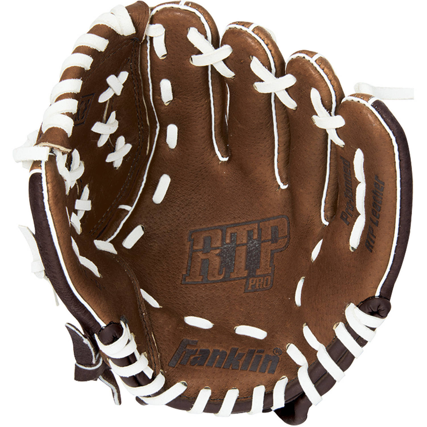 "Franklin Sports 9.0"" RTP Pro Series Baseball Glove, Right-Handed Thrower by Franklin Sports"