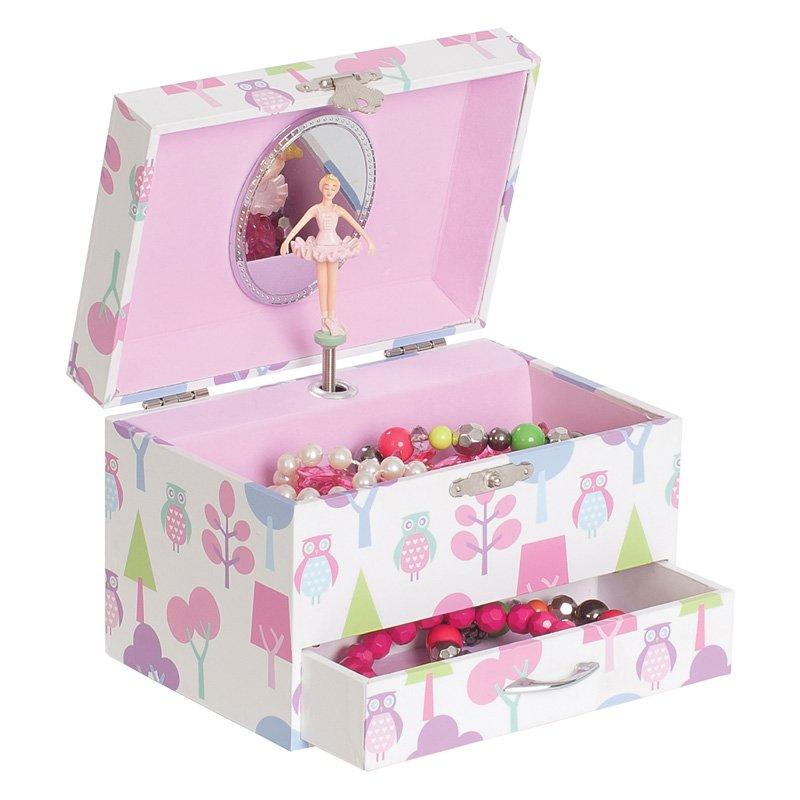 Mele & Co. Molly Musical Ballerina Jewelry Box