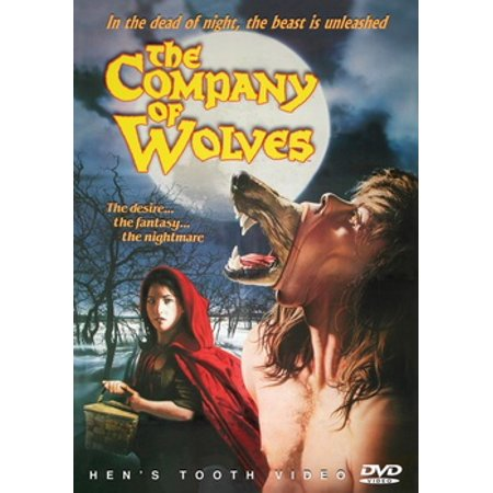 The Company Of Wolves (DVD)