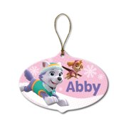 Personalized Christmas Ornament - PAW Patrol Everest and Skye
