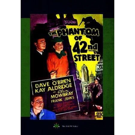 Phantom of 42nd Street (DVD) ()