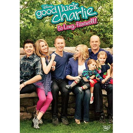 Good Luck Charlie: So Long, Farewell! (DVD) - Good Luck Charlie Halloween Games