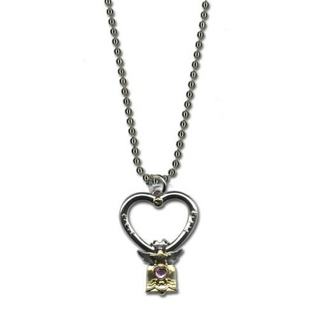 Crystal Moon Necklace (Necklace - Sailor Moon - New Crystal Carillon Anime Licensed ge36189)