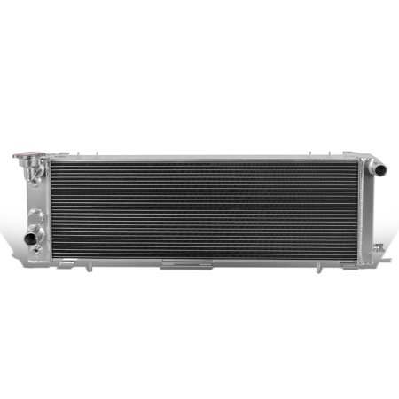 For 1991 to 2001 Jeep Cherokee 3 -Row Full Aluminum Racing Radiator 92 93 94 95 96 97 98 99 00