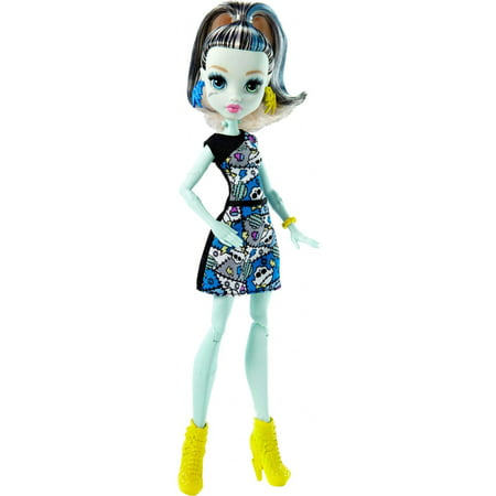 Monster High Frankie Doll](Frankie On Monster High)