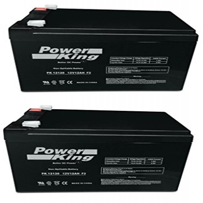 Rhino Pride Batteries For: Go Go,Go-Go Elite Traveller (S...