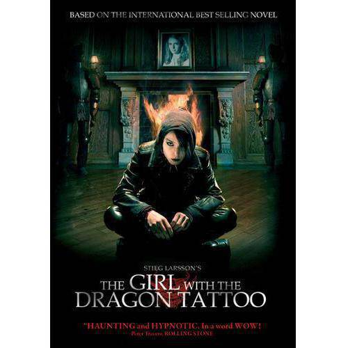 The Girl With The Dragon Tattoo (Swedish) (Widescreen)