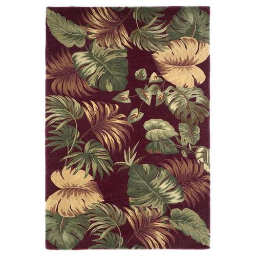 KAS Oriental Rugs Sparta Palm Leaves Rug