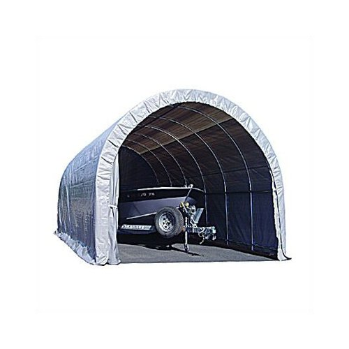 Jewett Cameron Storage Solutions RoundTop Shelter (10'6'' H)