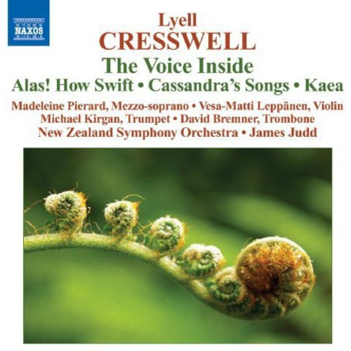 Voice Inside / Alas / How Swift / Kaea