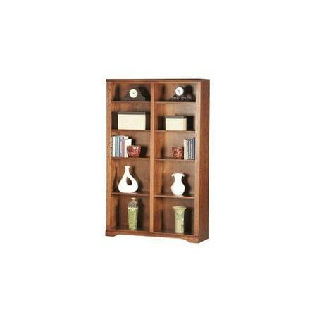 Eagle Furniture 938 Oak Ridge Double Wide Bookcase