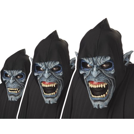 Night Stalker Scary Ani-motion Mask