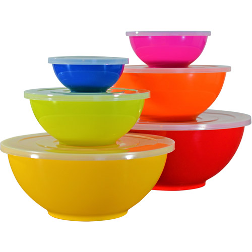 10 Strawberry Street 6-Piece Mixing Bowl Set