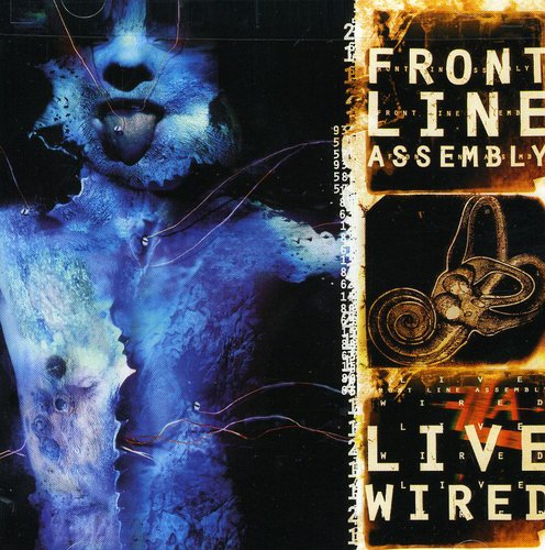 Front Line Assembly - Live Wired [CD]