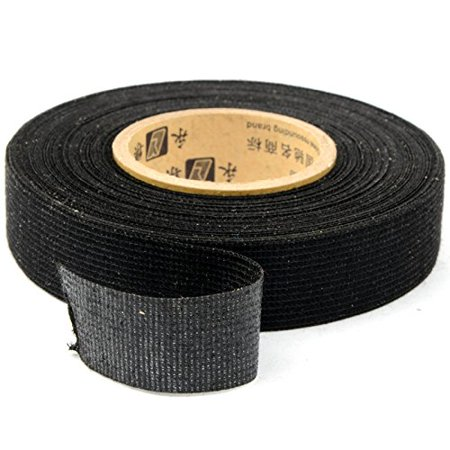 Stupendous Suie 19Mm X 15M Wiring Loom Harness Adhesive Cloth Fabric Tape Cable Wiring 101 Akebwellnesstrialsorg