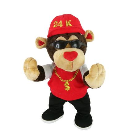 Valentine's Day 24k Magic Monkey (VALENTINE -WAL-MART) for $<!---->
